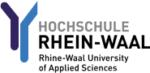 Logo Rhein Waal Hochschule